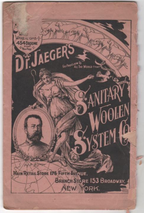 Dr. Jaeger's Sanitary Woolen System
