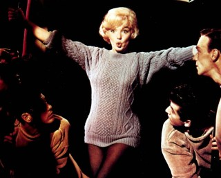 Marilyn Monroe in Let's Make Love (1960)
