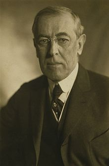 Thomas Woodrow Wilson (Wikipedia)